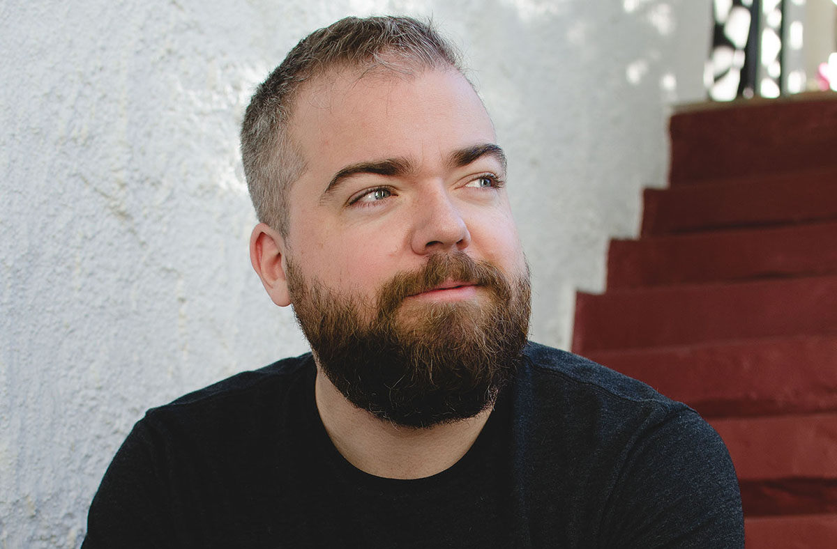 An image of David F Sandberg